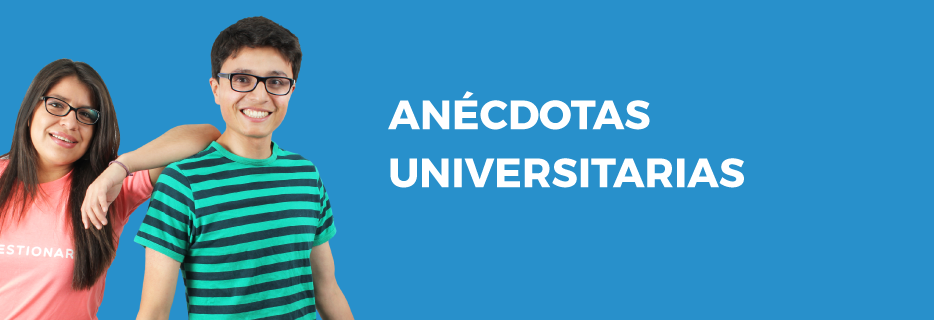 Anécdotas universitarias: profe David