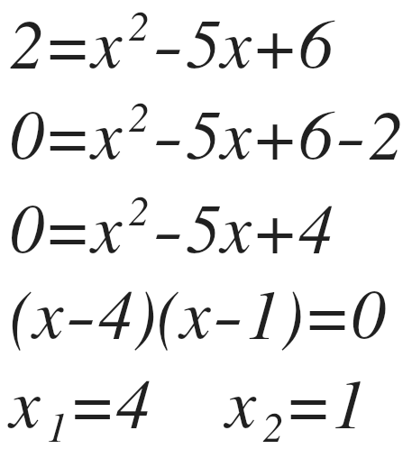 funciones cuadraticas ser bachiller